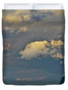 The Columbia Gorge Duvet Cover