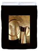 The Copper Pitcher Duvet Cover