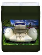 The Cord Duvet Cover