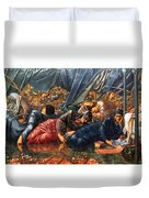 The Council Chamber 1890 Duvet Cover