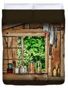 The Country Kitchen Duvet Cover