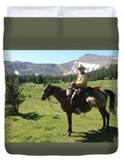 The Cowboy #5 Duvet Cover