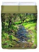 The Creek Duvet Cover