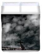 The Cross 1 Duvet Cover