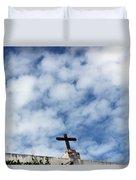 The Cross 2 Duvet Cover