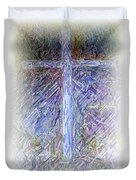The Cross Duvet Cover
