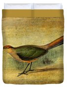 The Cuckoo's Note Duvet Cover