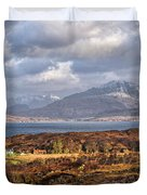 The Cuillin Duvet Cover