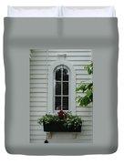 The Curve Window Duvet Cover