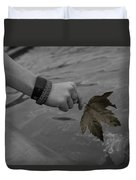 The Cycle Photo Seven Duvet Cover