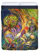 The Dance Of Lilies Duvet Cover