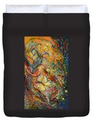 The Dance Of Nature Duvet Cover