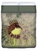 The Dandelion Nucleus Duvet Cover