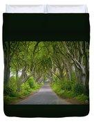 The Dark Hedges Duvet Cover