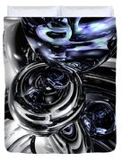 The Darkside Abstract Duvet Cover