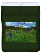 The Dawning Of Majesty Duvet Cover