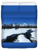 Winters End Duvet Cover