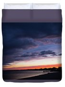 The Day Rests Duvet Cover