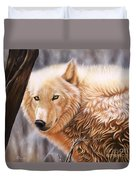 The Daystar II Duvet Cover