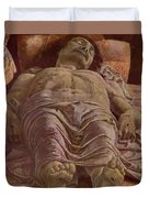 The Dead Christ 1478 Duvet Cover