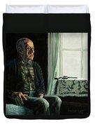 The Decision Duvet Cover by John Lautermilch