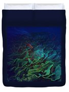 The Deep Duvet Cover