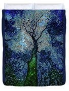 The Deep Wood Duvet Cover