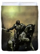 The Defiant Duvet Cover