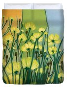 The Delightful Garden Duvet Cover