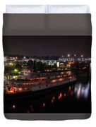 The Delta Queen Duvet Cover