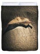 The Desert Burial Duvet Cover