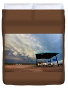 The Desolate Station Duvet Cover