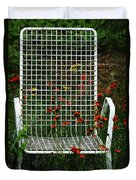 The Devils Chair Duvet Cover