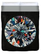 The Diamond Duvet Cover