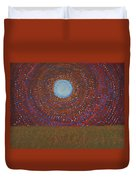 The Difficulty Of Crossing A Field Original Painting Duvet Cover