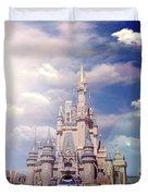 The Disney Rush Duvet Cover