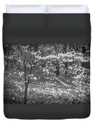 The Dogwoods Are Blooming It Must Be Spring. Duvet Cover