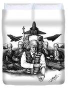 The Donald - Make America Great Again Duvet Cover