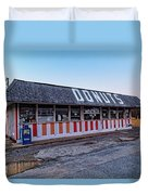 The Donut Shop No Longer 2, Niceville, Florida Duvet Cover