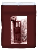 The Door Duvet Cover