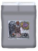 The Dope Show Duvet Cover