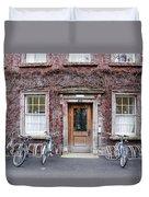 The Dorms At Trinity College Dublin Ireland Duvet Cover