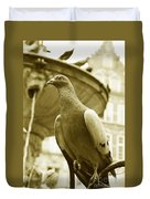 The Dove Duvet Cover