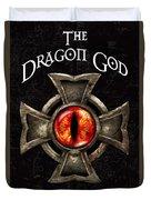 The Dragon God Duvet Cover