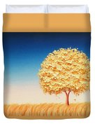 The Dreams We Carry Duvet Cover