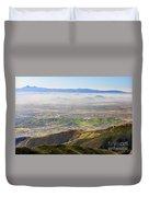 The Dreamy San Bernardino Duvet Cover