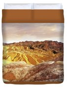 The Dry Lands Duvet Cover