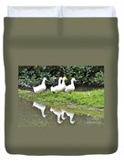 The Duck Gang Duvet Cover
