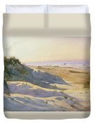 The Dunes Sonderstrand Skagen Duvet Cover by Holgar Drachman