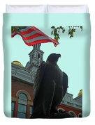 The Eagle 3 Duvet Cover